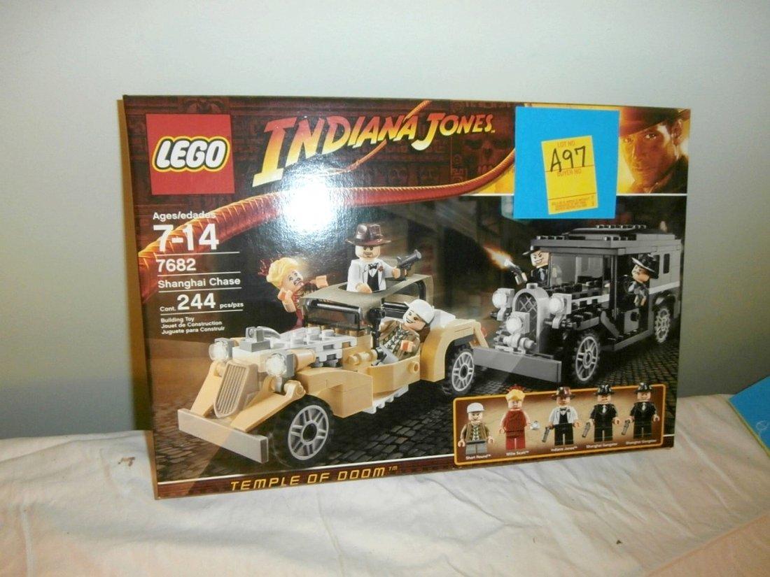 Lego Indiana Jones Shanghai Chase