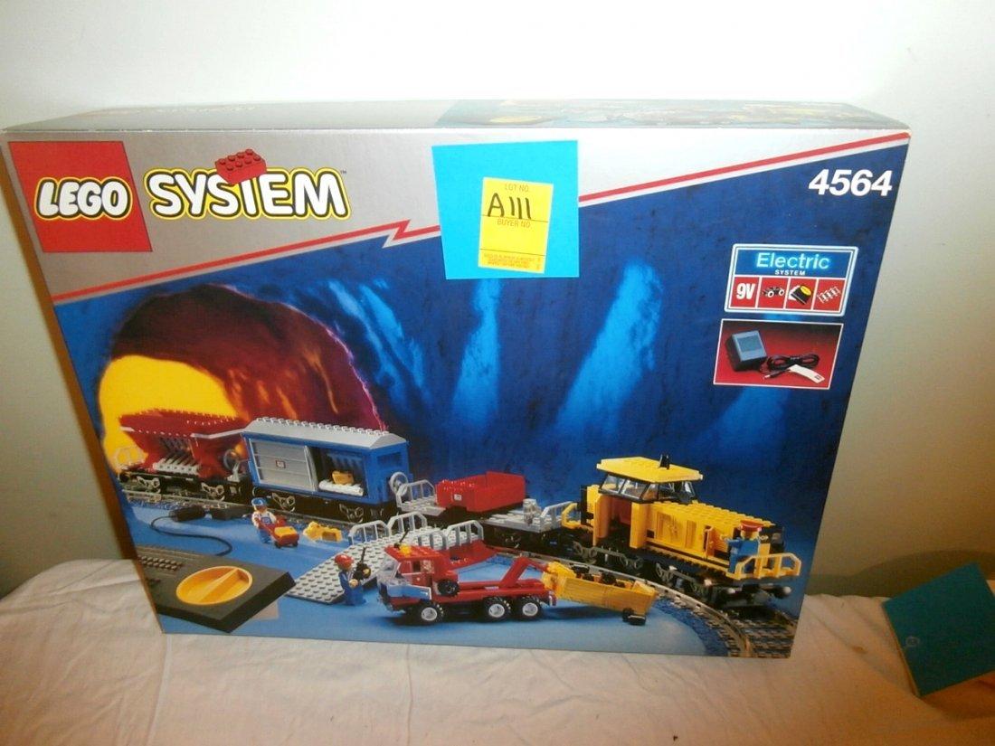 Lego Freight Rail Runner