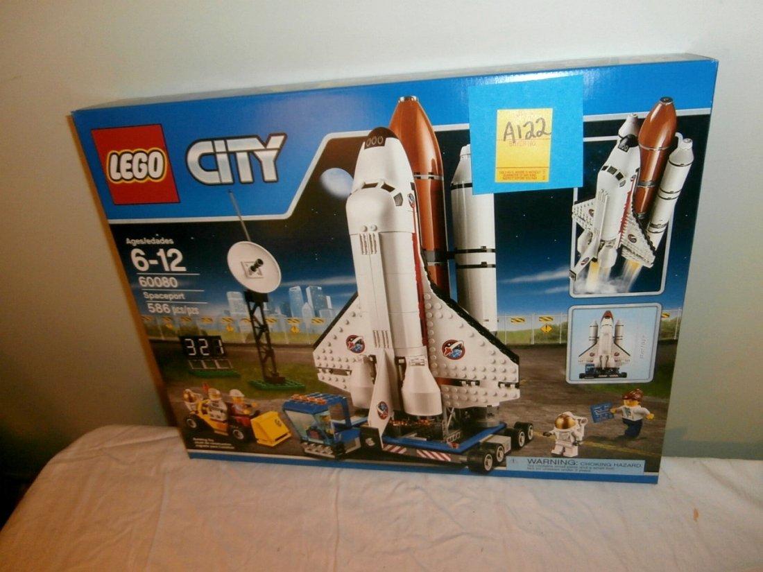 Lego Spaceport