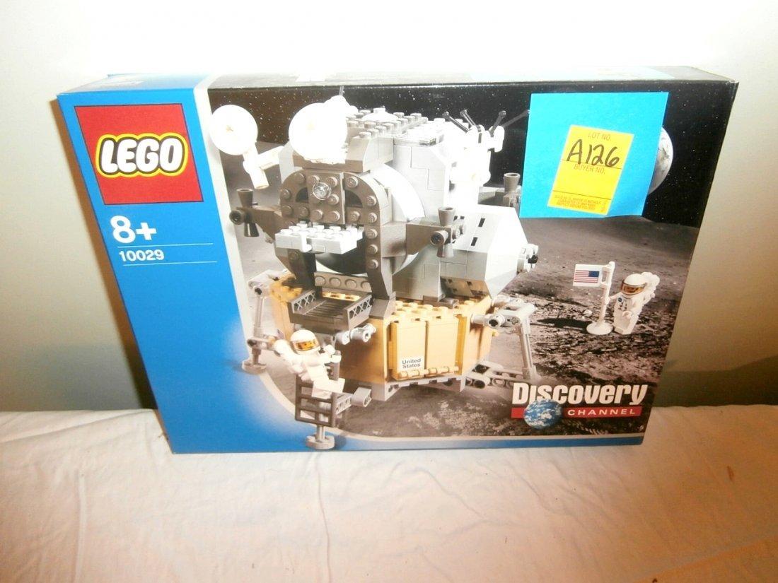 Lego Discovery Channel Moon Walker