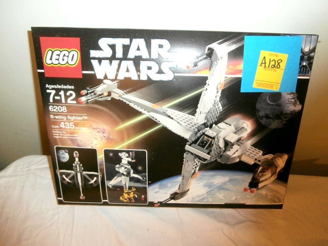 Lego Star Wars B-Wing Fighter