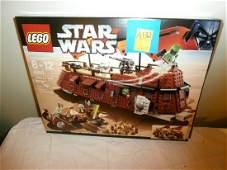 Lego Star Wars Jabba's Sail Barge