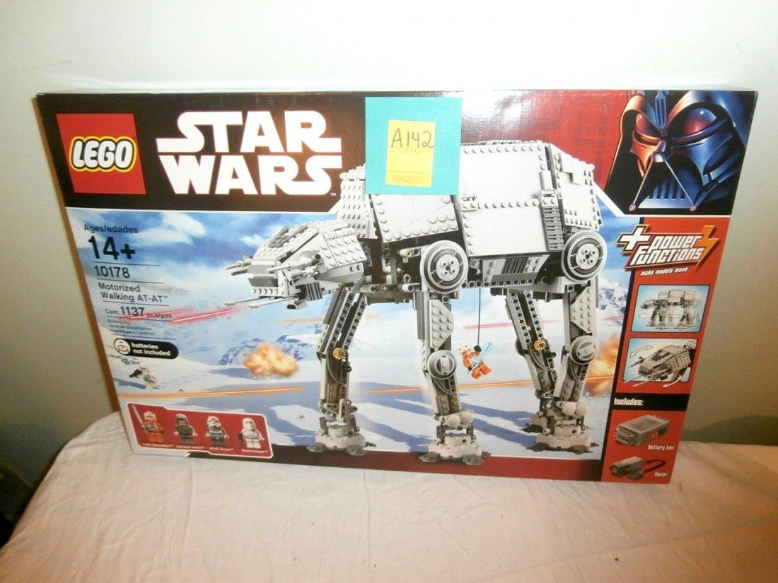 Lego Star Wars Walking At-At