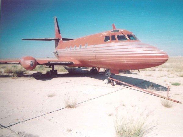 949: Elvis' 1962 Lockheed Jetstar JT 12-5