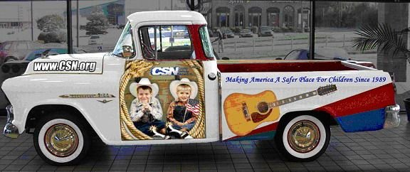 951: Country Music Truck