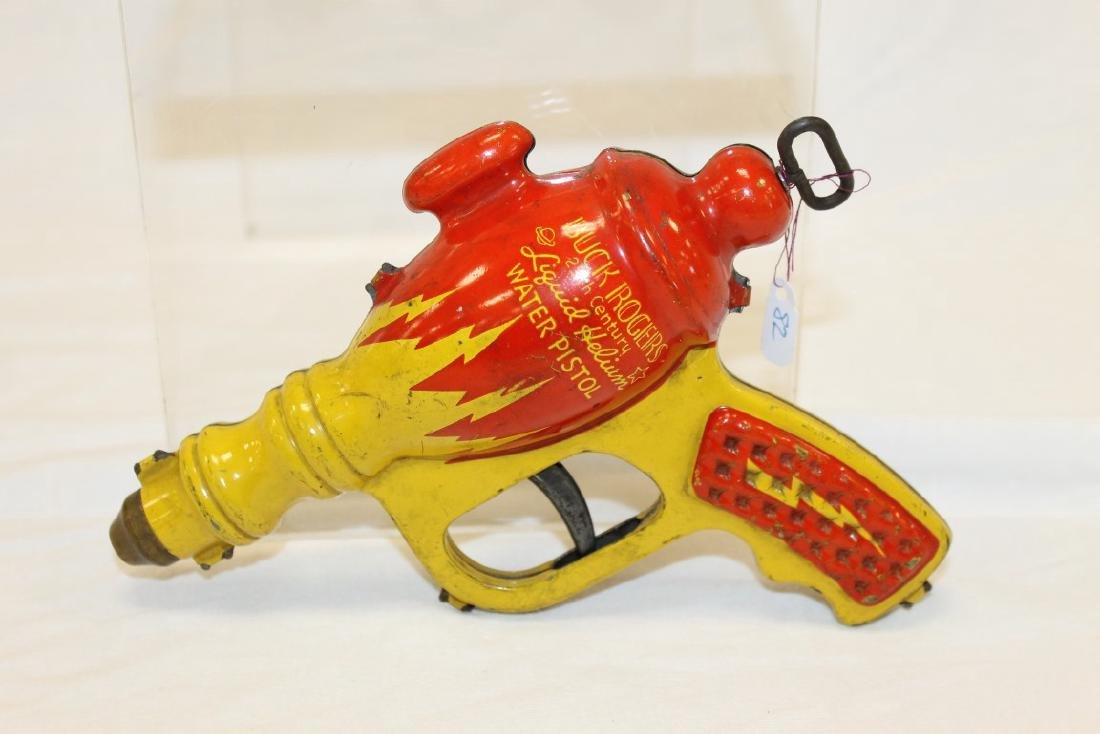Buck Rogers 25th Century Liquid Helium Water Pistol by