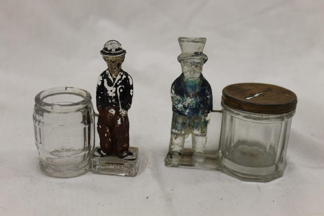 Candy containers:  Charlie Chaplin by Curved Barrell,
