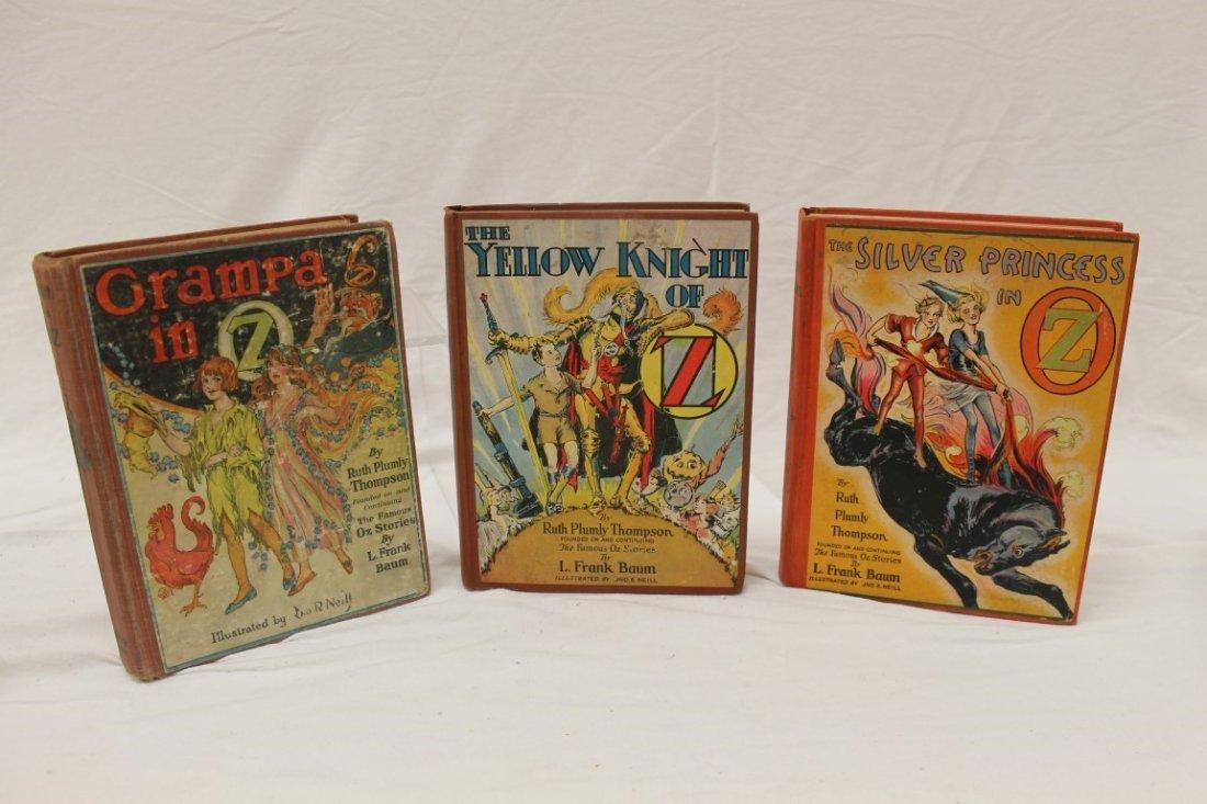 3 Oz books