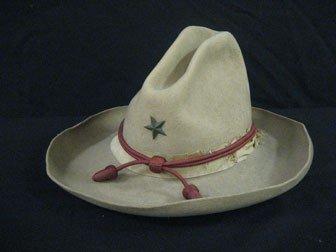 426: Texas Rough Rider's hat.