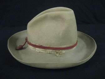 426: Texas Rough Rider's hat.   - 2