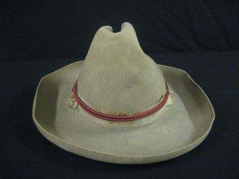 426: Texas Rough Rider's hat.   - 3