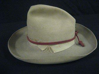 426: Texas Rough Rider's hat.   - 4