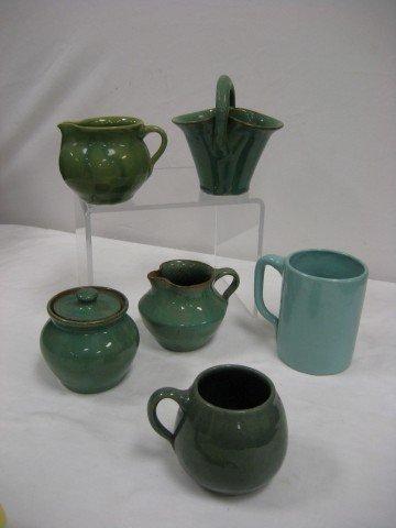 2: Grouping of Bybee, Waco, Cornelison and unmarked pot