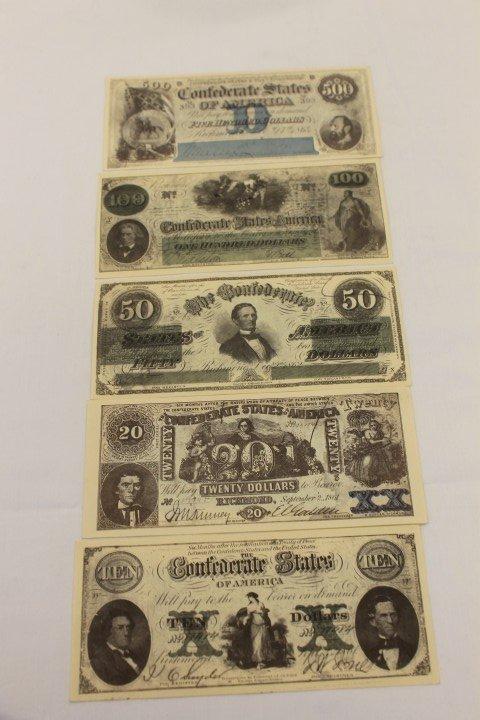 18: Confederate Currency: $10 Snyder/Jones Richmond, 18
