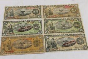 21: Mexico Currency:  1914 Gobierno Provisional De Mexi