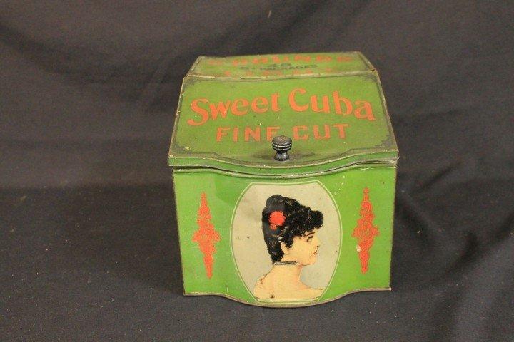 Sweet Cuba Fine Cut 5 Pounds Light 48 5 cent packages c