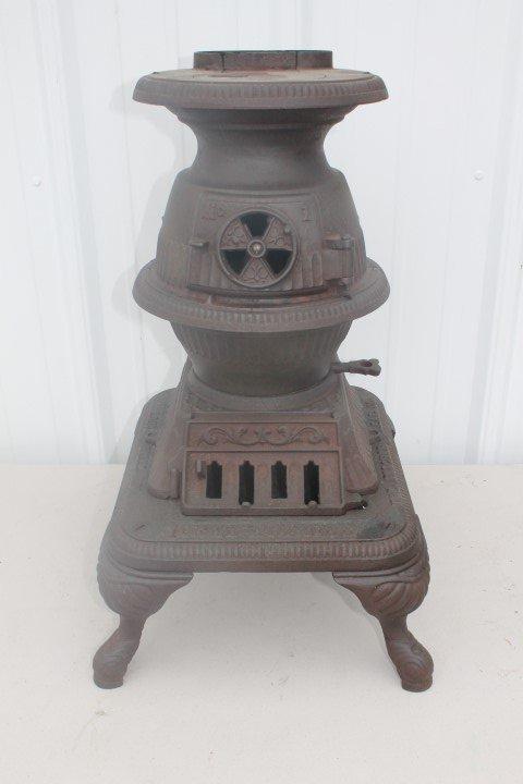 Ideal Arizona No. 1 cast iron laundry stove.  1895 The