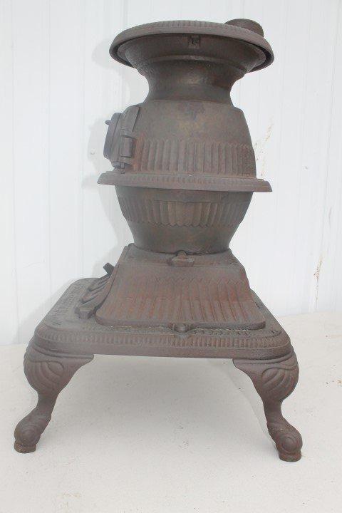 Ideal Arizona No. 1 cast iron laundry stove.  1895 The - 6