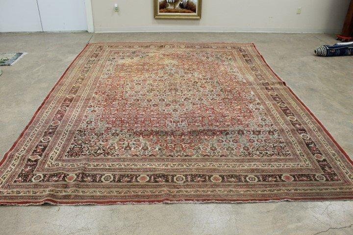"""Oriental rug, app. 147 1/2"""" X 111 1/2"""""""