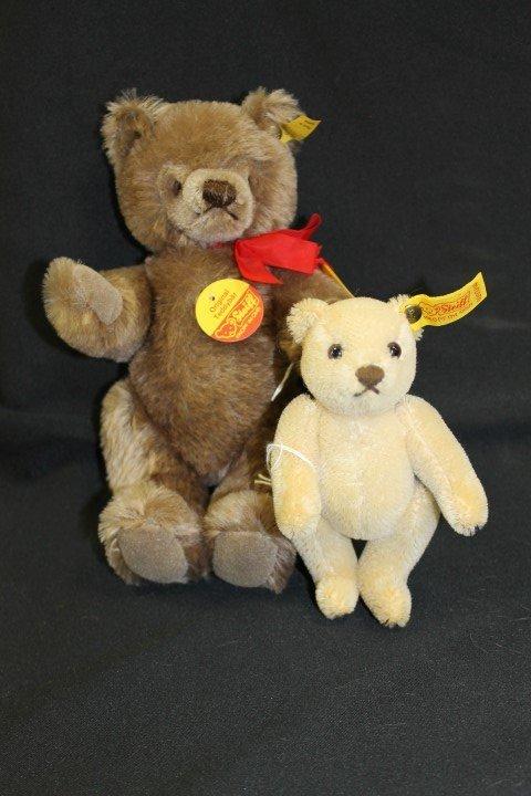 Steiff caramel Original Teddy bear 0202/26 with tags