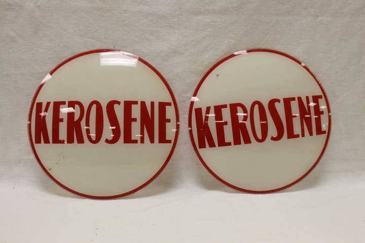 (2) Kerosene globe