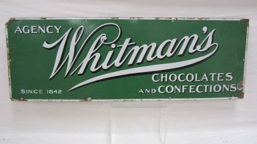 Whitman's Chocolates and Confections Agency, Since 1842
