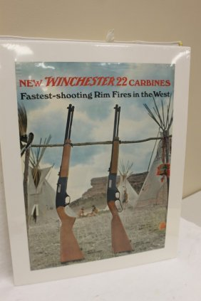 New Winchester 22 Carbines - Fastest-shooting Rim Fires