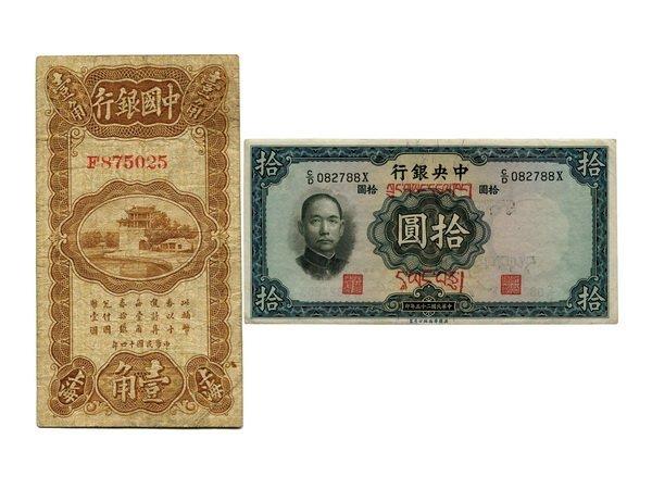 CHINA Bank of China, Central Bank of China (2)