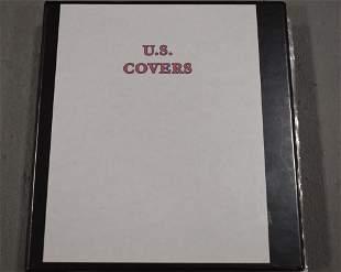 Postal History Album of U.S. Covers