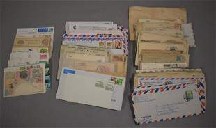 (2) Shoeboxes with U.S and Foreign Covers