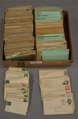 Large Box U.S Postal History