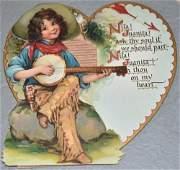 Vintage Raphael Tuck Valentines Day Card
