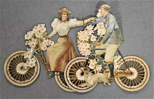The Speedwell Bicycle Card