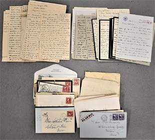 Collection of Burr Family Letters