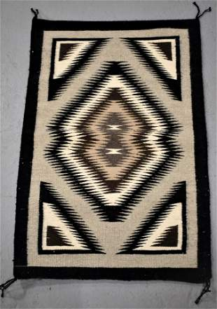 Small Vintage Navajo Weaving