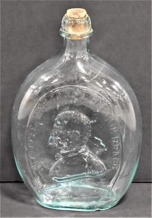 Aqua Washington Taylor Flask