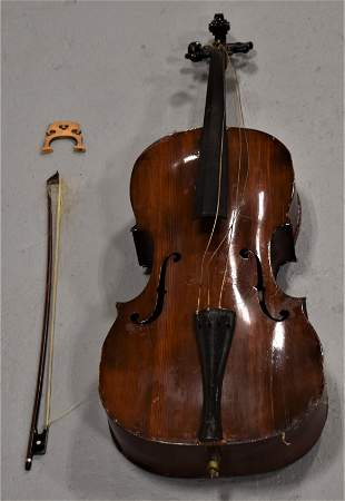 """48"""" Early Cello"""