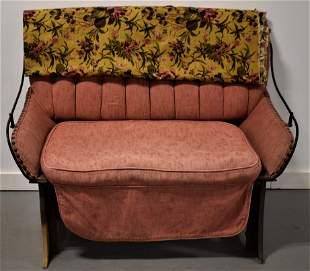 19th Century Pine Buggy Seat
