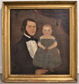 Prior - Hamblin Portrait of Father and Son