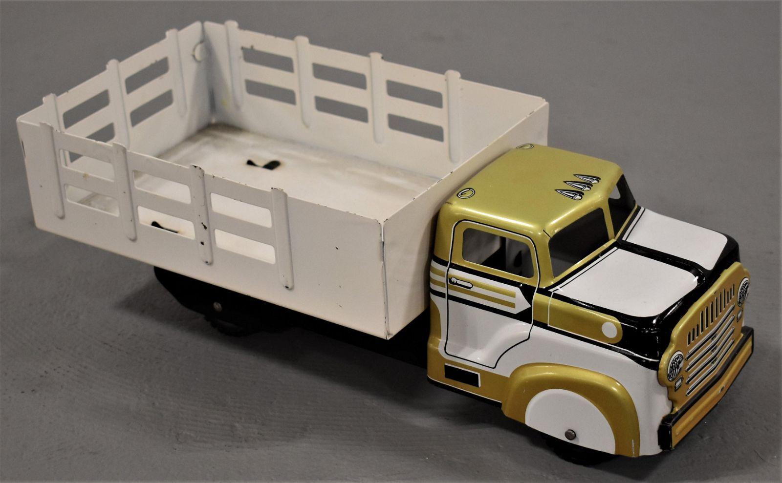 Marx Tin Litho Toy State Truck