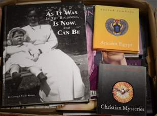 34 Volumes of Books on Religion