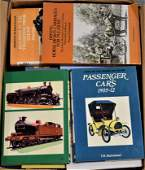 23 Volumes of Books on Transportation