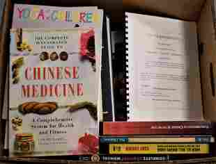 29 Volumes on Healing and Medical