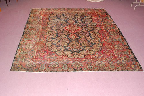 245: OLD SAROUK PERSIAN CARPET