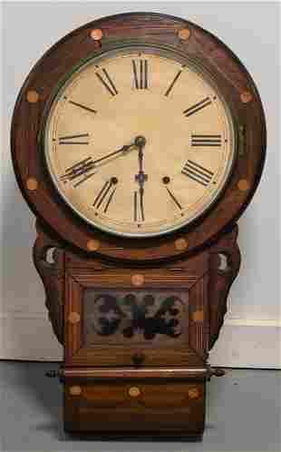 AngloAmerican Wall Clock