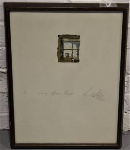 20th Century Lithograph