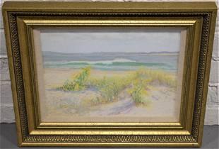 B. Willis Pastel Painting
