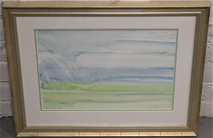 Marcia Beaumont Watercolor Painting