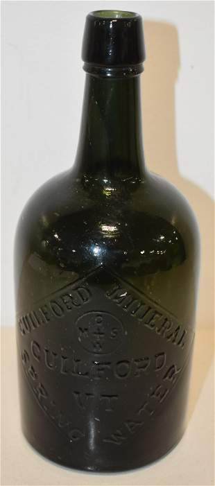 Guilford Mineral Springs Water Bottle