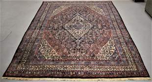 Room Sized Heriz Carpet
